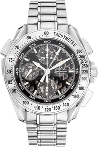 Speedmaster Rattrapante Stainless Steel Automatic