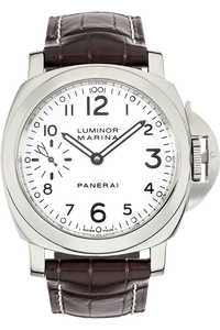 Luminor Marina Stainless Steel Manual