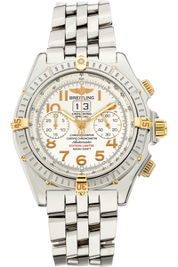 Crosswind Special Yellow Gold and Stainless Steel Automatic