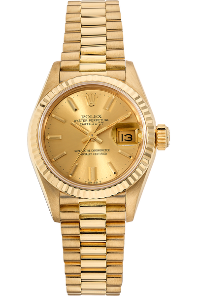 Datejust Circa 1984 Yellow Gold Automatic
