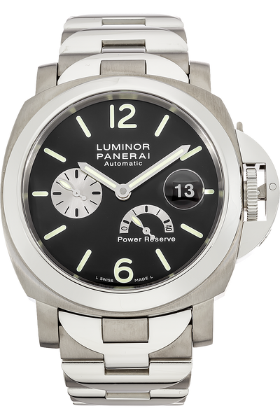 Luminor Power Reserve Titanium and Stainless Steel Automatic