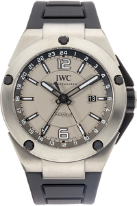 Ingenieur Dual Time Titanium Automatic