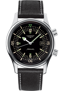 The Longines Legend Diver