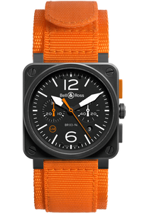 BR03-94 Carbon Orange