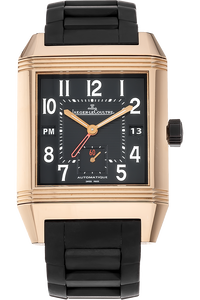 Reverso Squadra Rose Gold Automatic