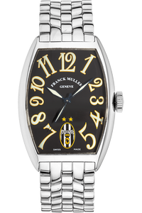 Cintree Curvex Juventus Limited Edition Stainless Steel Automatic