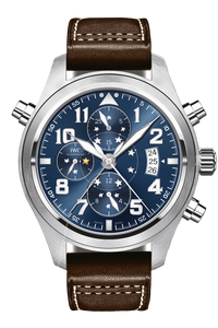 "Pilot's Watch Double Chronograph Edition ""Le Petit Prince"""