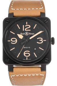 BR 03-92 Heritage PVD Stainless Steel Automatic