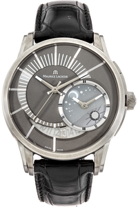 Pontos Decentrique GMT Limited Edition Titanium Automatic