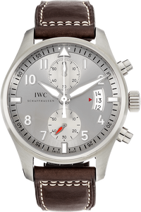 "Pilot's Watch Chronograph Ed. ""JU-Air"" Stainless Steel Automatic"