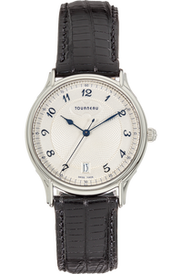 Classic 1900 Guilloche Stainless Steel Automatic