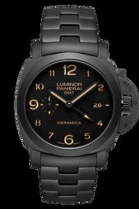 TUTTONERO - Luminor 1950 3 Days GMT Automatic Ceramica - 44mm