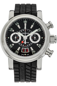 Grand Silverstone Chronograph Stainless Steel Automatic