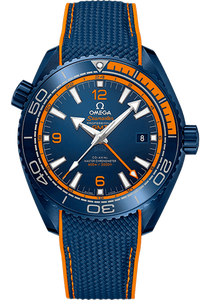 Seamaster Planet Ocean 600M Co-axial Master Chronometer GMT 45.5 MM