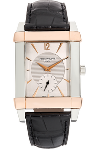 Gondolo Reference 5111 Platinum and Rose Gold Manual