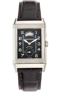 Reverso Duo White Gold Manual