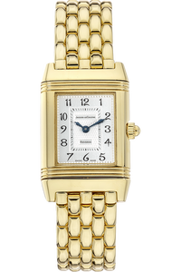 Reverso Duetto Yellow Gold Manual