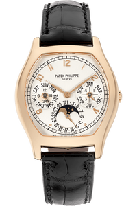 Perpetual Calendar Reference 5040 Rose Gold Automatic