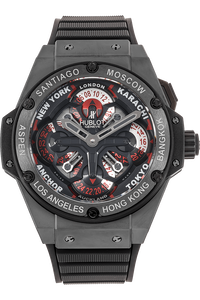 Big Bang King Power Unico GMT Ceramic Automatic
