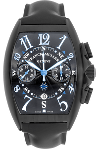 Mariner Chronograph PVD Stainless Steel Automatic