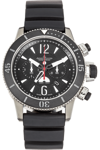 Master Compressor Diving Chronograph GMT Titanium Automatic