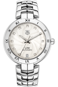 Link Lady Calibre 7 Stainless Steel Automatic