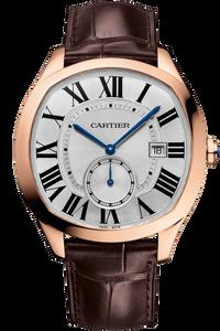 Drive de Cartier Watch in Pink Gold