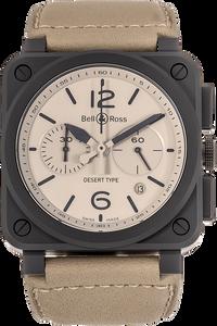 BR 03-94 Desert Type Chronograph Ceramic Automatic