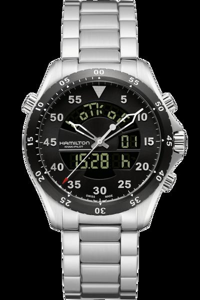 Khaki Flight Timer - Air Zematt