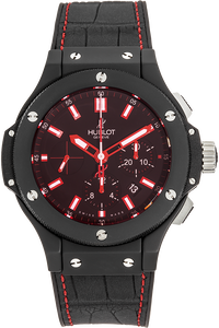 Big Bang Red Magic Chronograph Ceramic and Titanium Automatic