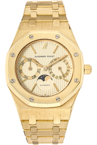 Royal Oak Day-Date Moonphase Yellow Gold Automatic