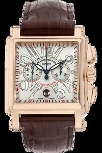 Conquistador Cortez Chronograph Rose Gold Automatic