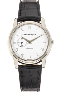 Girard-Perregaux Reference 9050 White Gold Automatic