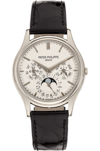 Perpetual Calendar Reference 5140 White Gold Automatic