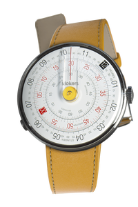 KLOK-01 Newport Yellow