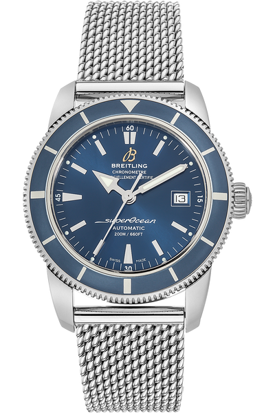 SuperOcean Heritage 42 Stainless Steel Automatic