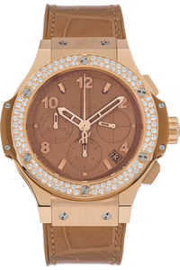 Big Bang 41mm Chronograph Rose Gold Automatic