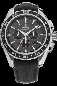 Seamaster Aqua Terra Co-Axial GMT Chronograph