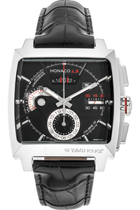 Monaco LS Chronograph Stainless Steel Automatic