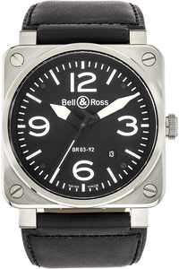 BR 03 Stainless Steel Automatic
