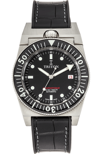 Triton Subphotique Stainless Steel Automatic