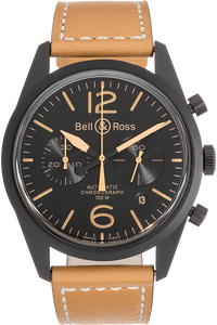 BR 126 Heritage PVD Stainless Steel Automatic
