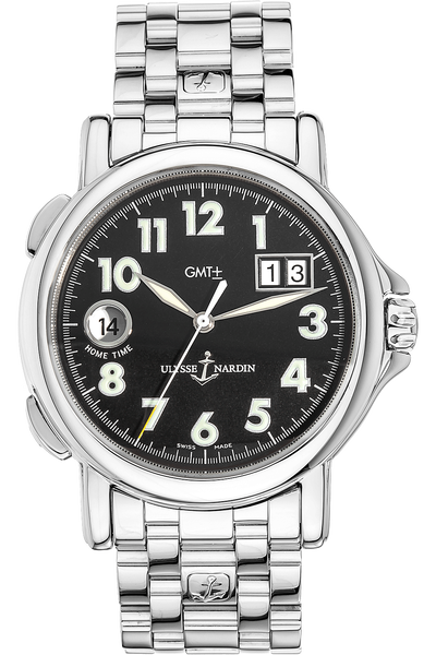 San Marco GMT Stainless Steel Automatic