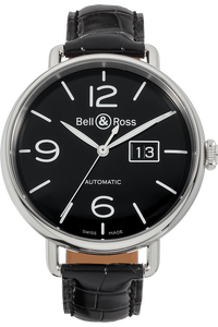 WW1-96 Grande Date Stainless Steel Automatic