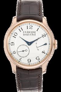 Chronometre Souverain Rose Gold Manual