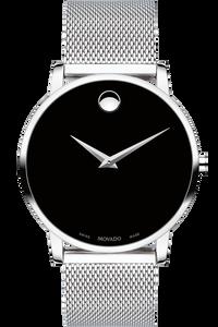 Movado Museum Classic Mesh Watch