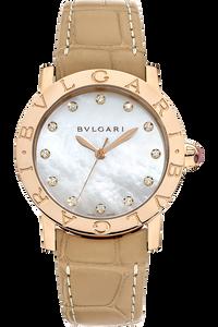 Bvlgari-Bvlgari Rose Gold Automatic