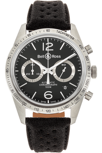 BR 126 GT Stainless Steel Automatic