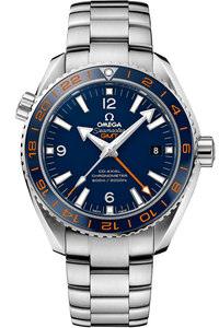 Seamaster Planet Ocean 600 M Omega Co-Axial  GMT - 44MM