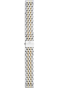 18MM Deco Two-Tone Bracelet